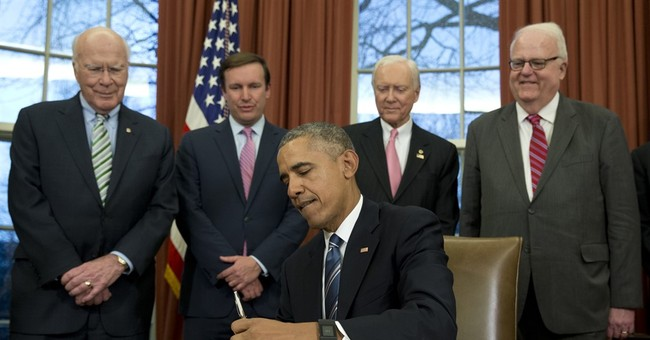 Obama signs bill extending privacy protections to allies