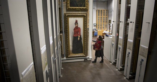 Major Russian museum sends rarely loaned portraits to London