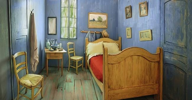 Spots in Van Gogh bedroom replica going quickly on Airbnb
