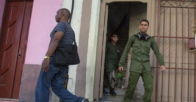 Cuba throws soldiers into battle against Zika virus