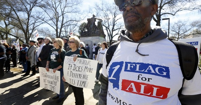 Mississippi governor: April named Confederate Heritage Month