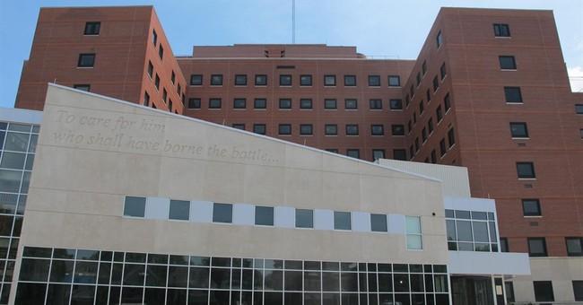 VA disciplines 2 officials in Cincinnati center probe