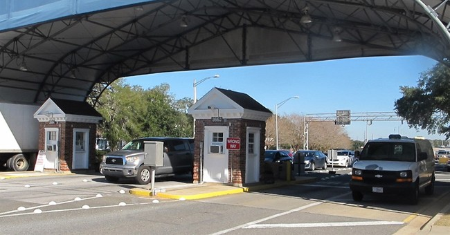 Security changes mark end of era at Pensacola Navy base