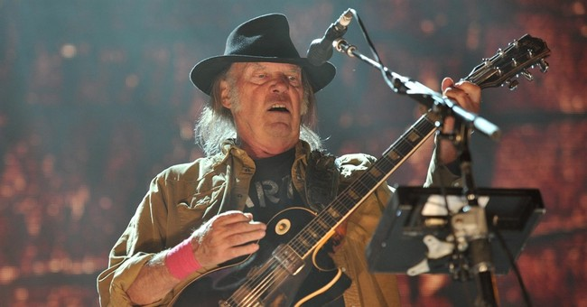 Pair of Neil Young films set for nationwide screening