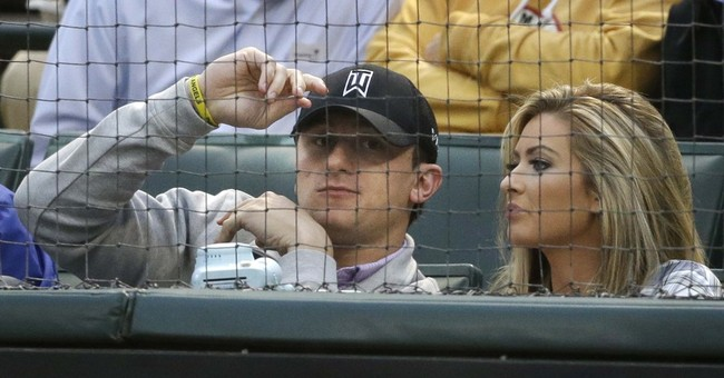 Police: Manziel's domestic violence case going to grand jury