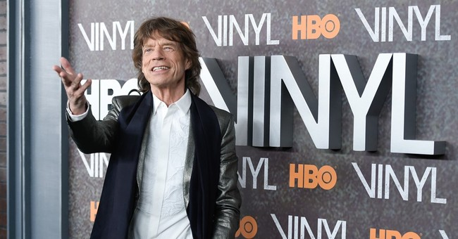 Mick Jagger continues work as producer with HBO's 'Vinyl'