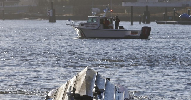 Coast Guard boat flips during rescue; crew swims to safety