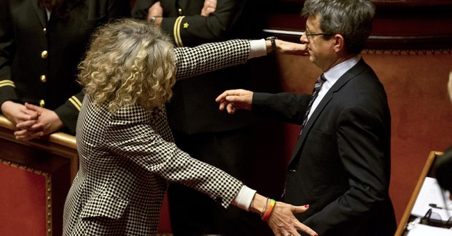 Italy Senate OKs civil unions, but LGBT groups are unhappy