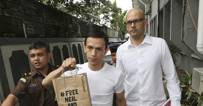 Canadian teacher surrenders after Indonesia court verdict