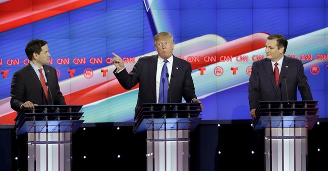 AP FACT CHECK: Trump's spotty memory on Libya