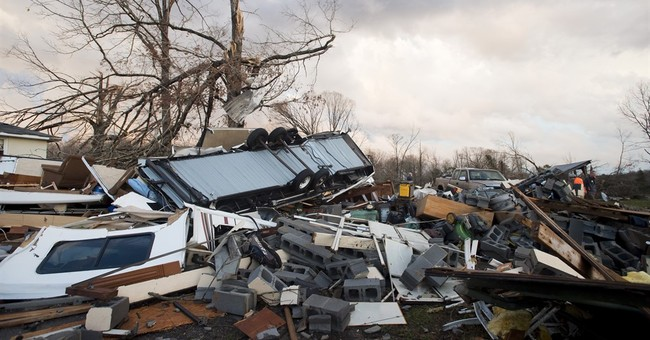 Weather Service: Virginia tornado had winds of up to 165 mph