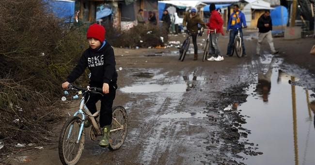 The Latest: UN chief criticizes Europe's border restrictions