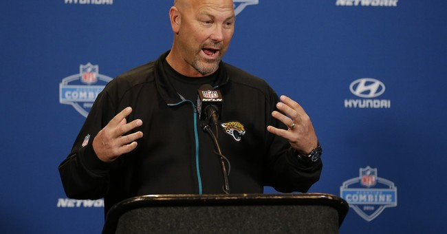 Union: Jaguars carried over most salary cap money