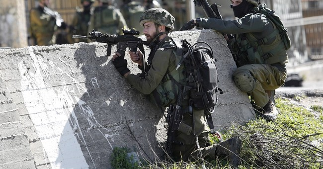 Israel cooperation puts Palestinian forces in a tough spot