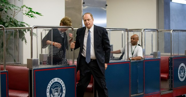 In Alabama Senate race, a 30-year incumbent chances nothing