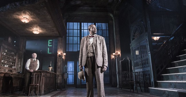 Review: Broadway's odd 'Hughie' glows, thanks to Whitaker