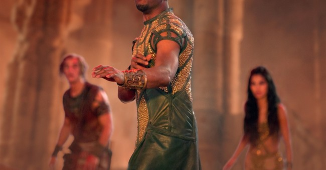 Review: Diversity not the only issue with 'Gods of Egypt'