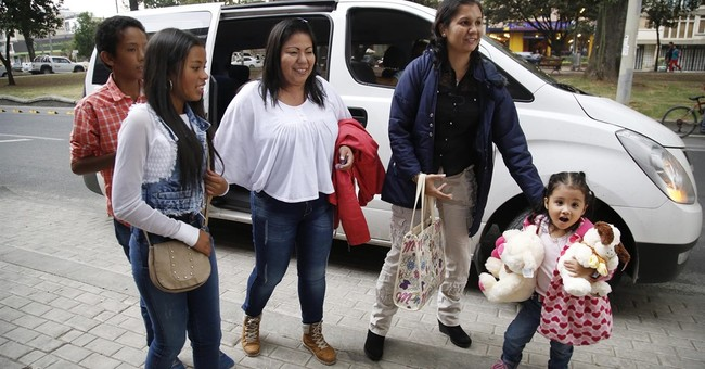 DNA testing reunites Colombian sisters after 30 years