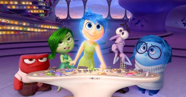 Oscar animation nominees talk facing their fears