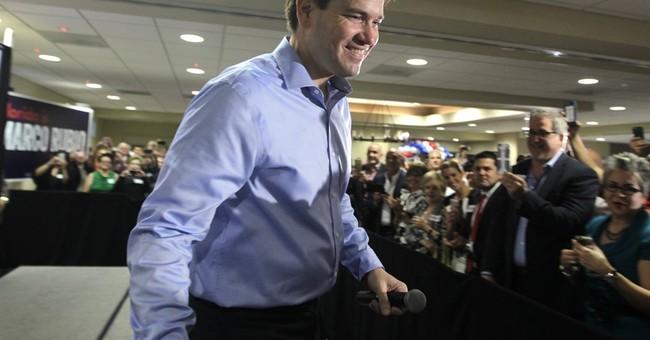 In Florida, Trump looms as cloud in Rubio's Sunshine State