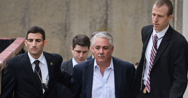Ex-New York police chief pleads guilty in civil rights case