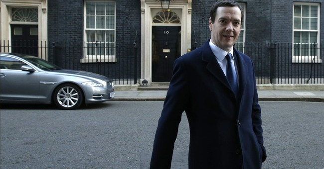 UK Treasury chief issues stark warning against EU exit