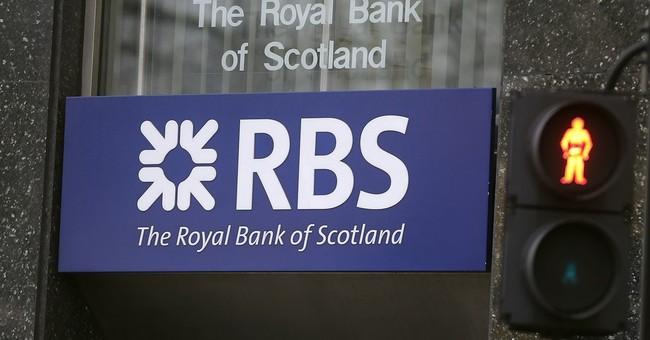 Royal Bank of Scotland posts 8th year of losses