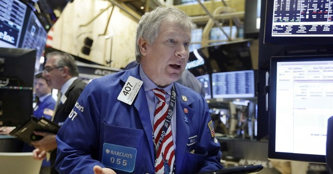 Stocks end strong week on flat note