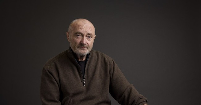 Phil Collins returns, saying: Take a (new) look at me now