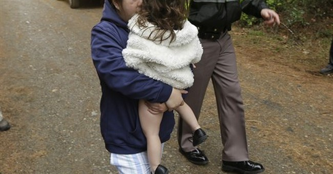 Washington state man called officer to say he killed family