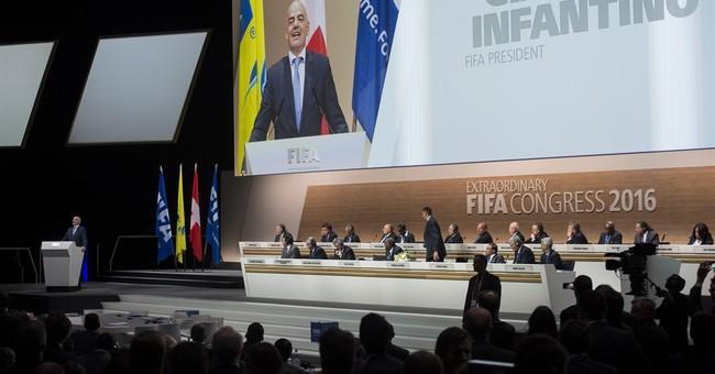 Infantino assumes FIFA destiny of banned Platini