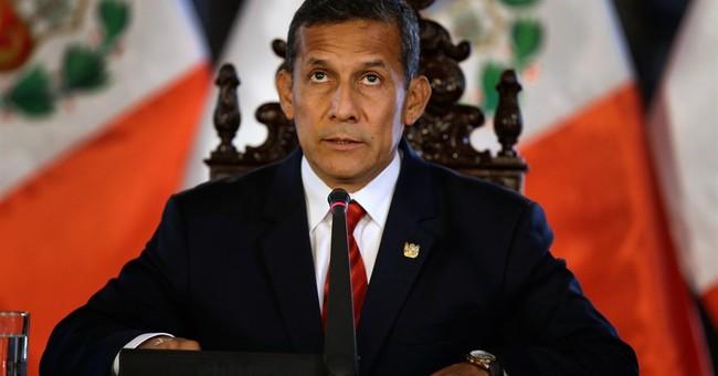 Peruvian president investigated in Brazil Petrobras probe