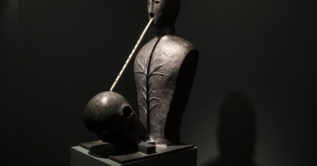 Meijer Gardens opens exhibition of Italian artist Paladino