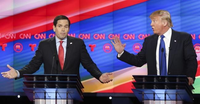 Thursday's GOP debate drew 14.5 million on CNN and Telemundo