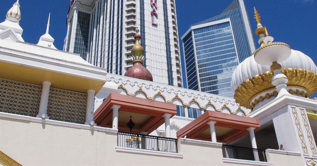 Taj Mahal casino out of bankruptcy, into Icahn's hands