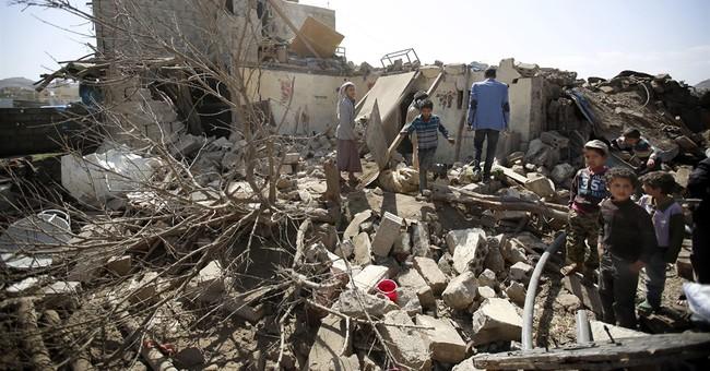 Aid group urges Europe to halt arms to Saudis bombing Yemen