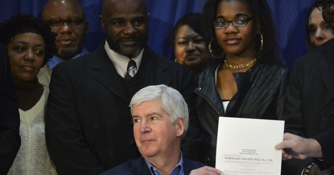 Snyder lawyer called Flint water 'scary' before lead crisis