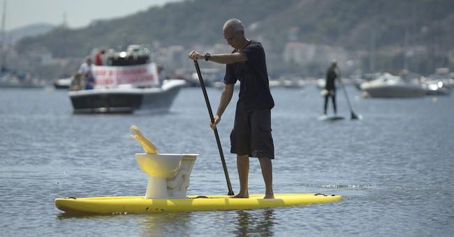Brazil: Activists denounce sewage in Rio de Janeiro waters