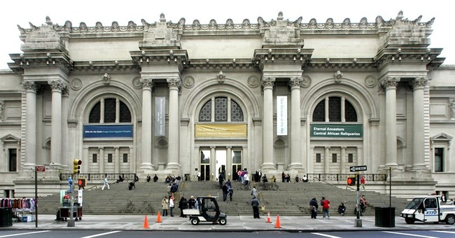 NY's Metropolitan Museum to 'suggest' $25 ticket