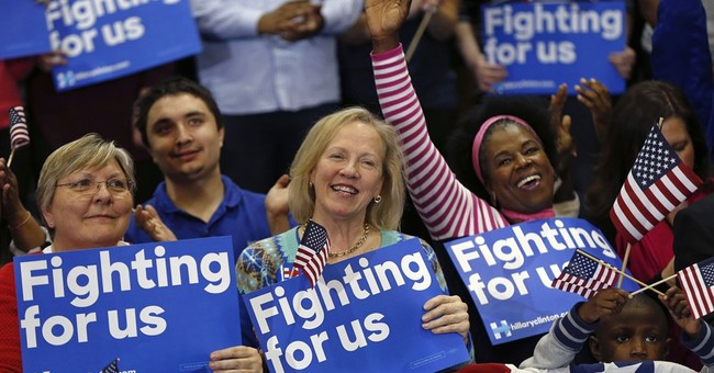 Exit poll: Black voters lead Clinton to resounding victory