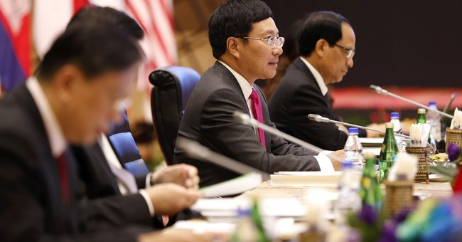 SE Asian foreign ministers voice concerns on South China Sea