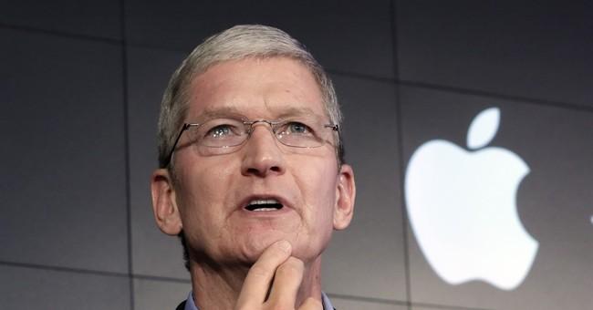 Apple's tech allies oppose the FBI, but still want your data