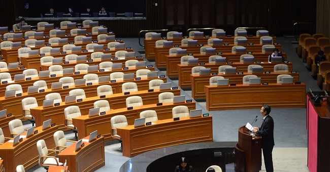 South Korean filibuster against anti-terror bill in 5th day