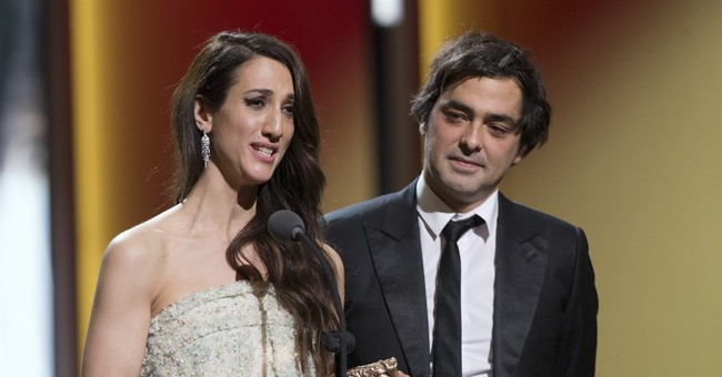 """France's film industry honors Oscar contender """"Mustang"""""""