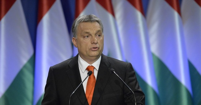 Hungary's Orban: EU leaders don't want to stop the migrants