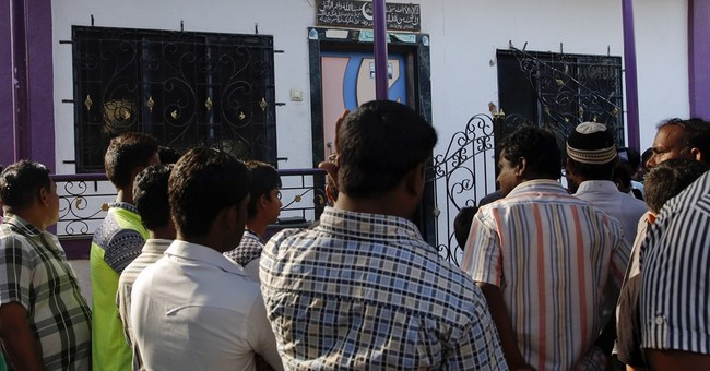 Indian police say man fatally stabs 14 relatives, hangs self
