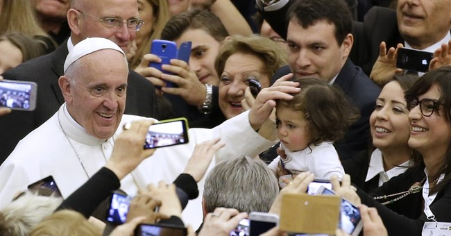 Pope: Nations need to share burden of helping migrants