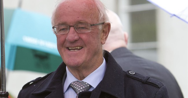 Irish actor Frank Kelly, known for 'Father Ted,' dies at 77