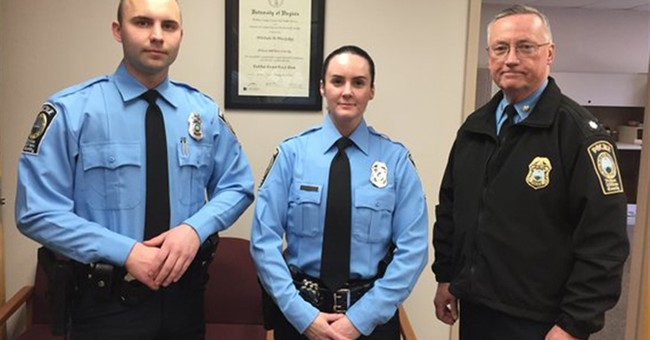 Police: Virginia officer fatally shot day after swearing-in