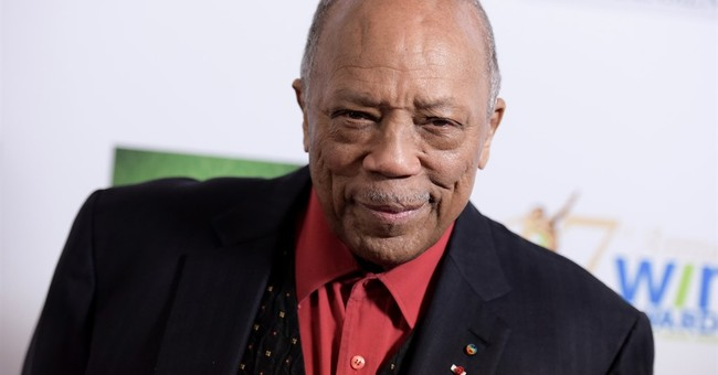Quincy Jones will discuss diversity, but not on Oscar show